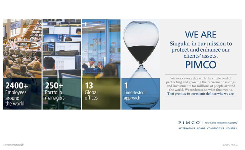 We are PIMCO