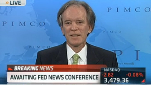 Bill Gross on CNBC